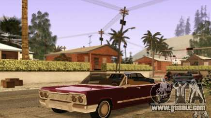 Savanna Detroit 1965 ( v. 2 ) for GTA San Andreas