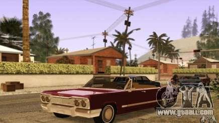 Savanna Detroit 1965 ( v. 2 ) for GTA San Andreas