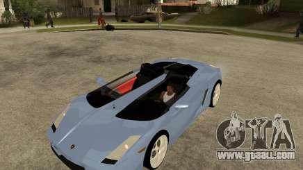 Lamborghini Concept-S for GTA San Andreas