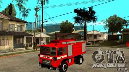 Roman 8135 FA for GTA San Andreas