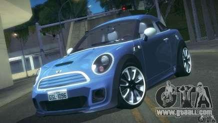 Mini Concept Coupe 2010 for GTA San Andreas