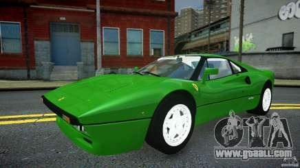 Ferrari 288 GTO EPM for GTA 4