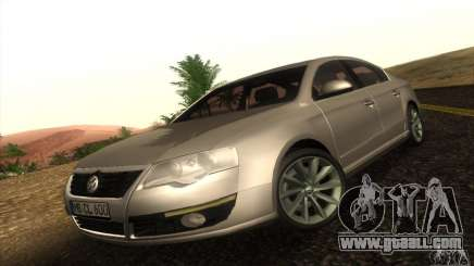 Volkswagen Passat for GTA San Andreas