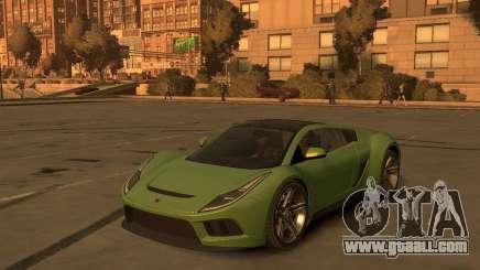 2010 Saleen S5S Raptor for GTA 4
