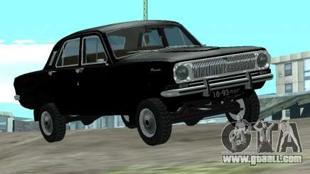 GAZ-24 VOLGA 95 for GTA San Andreas
