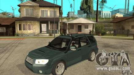 Subaru Forester for GTA San Andreas