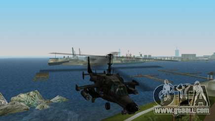 Ka-50 for GTA Vice City