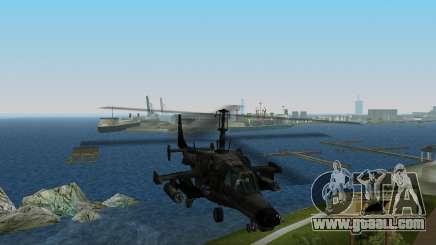 Ka-50 for GTA Vice City