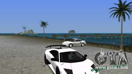 Lamborghini Murcielago LP670-4 SV for GTA Vice City