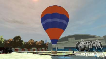 Balloon Tours option 6 for GTA 4