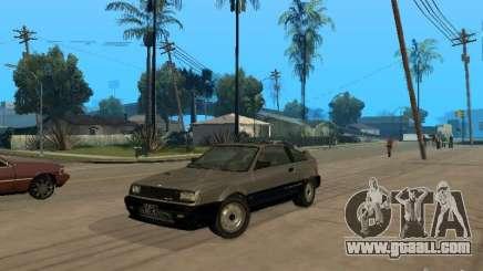 Blista From GTA IV for GTA San Andreas