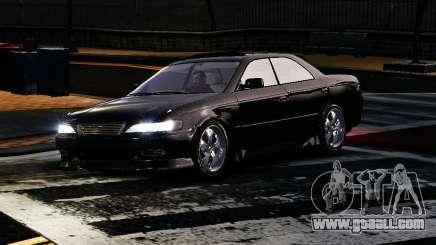 Toyota MARK II 1990 for GTA 4