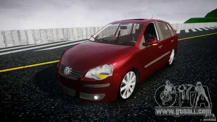Volkswagen Polo 1998 for GTA 4