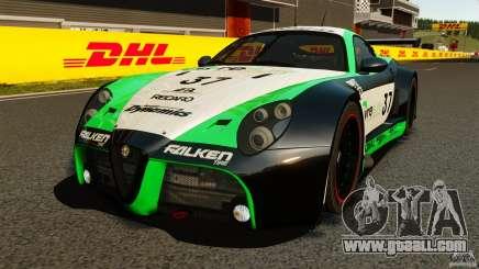 Alfa Romeo 8C Competizione Body Kit 2 for GTA 4