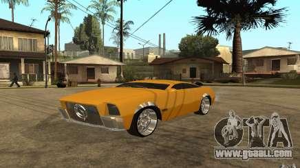 MGC Phantom for GTA San Andreas