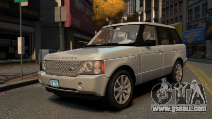 Range Rover Supercharged for GTA 4