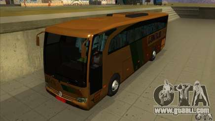 Mercedes-Benz Travego Gontijo for GTA San Andreas