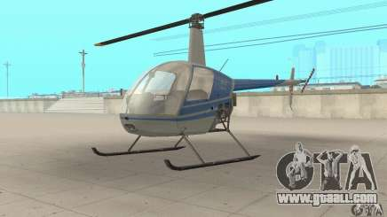 Robinson R22 for GTA San Andreas