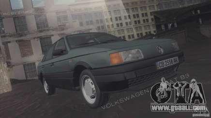 Volkswagen Passat B3 v2 for GTA San Andreas