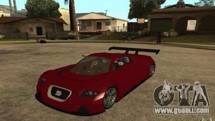 Seat Cupra GT for GTA San Andreas