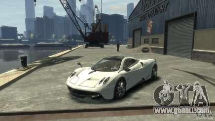 Pagani Huayra for GTA 4