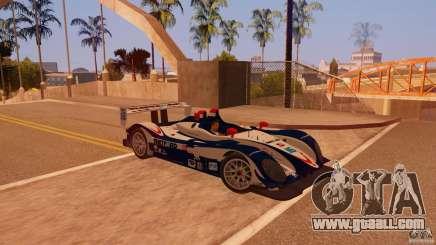 Porsche RS Spyder EVO Dyson Racing for GTA San Andreas