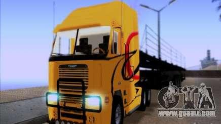 Freightliner Argosy Skin 2 for GTA San Andreas