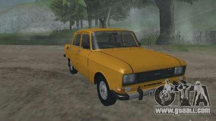 AZLK 2140 1981 for GTA San Andreas