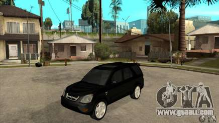 Honda CRV (MK2) for GTA San Andreas