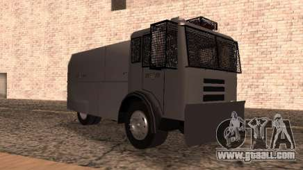 A police water cannon Rosenbauer for GTA San Andreas