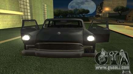 Civilian Cabbie for GTA San Andreas