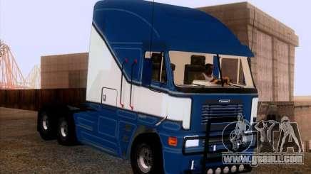 Freightliner Argosy Skin 1 for GTA San Andreas