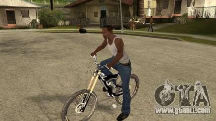 Diamondback strike Beta for GTA San Andreas