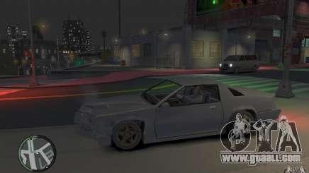 Buffalo IV for GTA 4