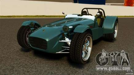 Caterham Superlight R500 for GTA 4