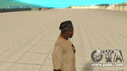 Bandana D12 for GTA San Andreas