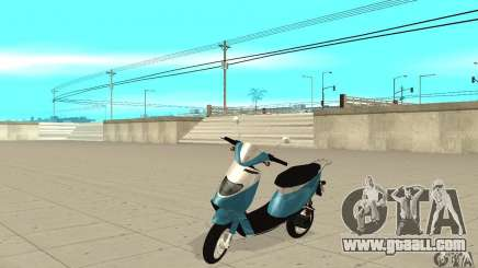 GTAIV Faggio for GTA San Andreas
