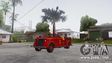 American LaFrance 600-Series 1941 for GTA San Andreas