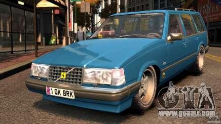 Volvo 945 Wentworth R Ridiculous Drift for GTA 4