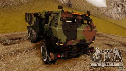 M142 HIMARS for GTA 4