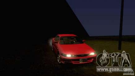 Toyota Carina ED ST202 for GTA San Andreas