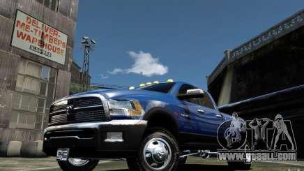 Dodge Ram 3500 Stock Final for GTA 4