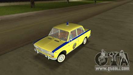 Vaz 2103 Police for GTA Vice City