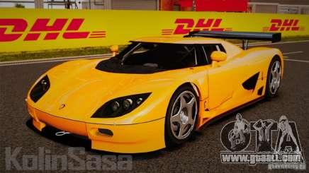 Koenigsegg CCGT Stock for GTA 4