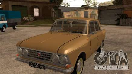 Moskvitch 408 Elite for GTA San Andreas