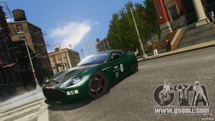 Aston Martin V12 Zagato 2012 for GTA 4