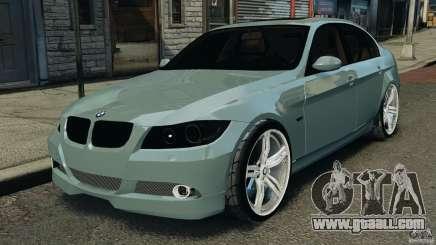 BMW 330i E92 for GTA 4