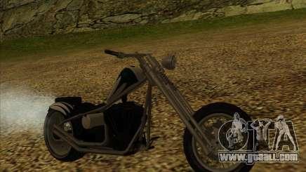 Hexer bike for GTA San Andreas