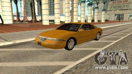 Lincoln Mark VIII 1996 for GTA San Andreas