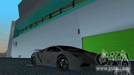 Lamborghini Sesto Elemento for GTA Vice City